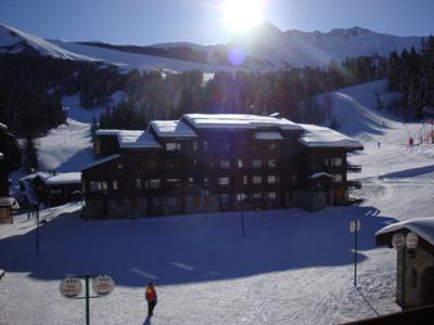 Location au ski Résidence le Prariond - Valmorel - Extérieur hiver