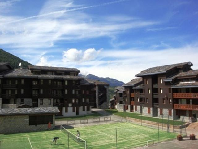 Location au ski Studio 4 personnes (031) - Résidence le Prariond - Valmorel