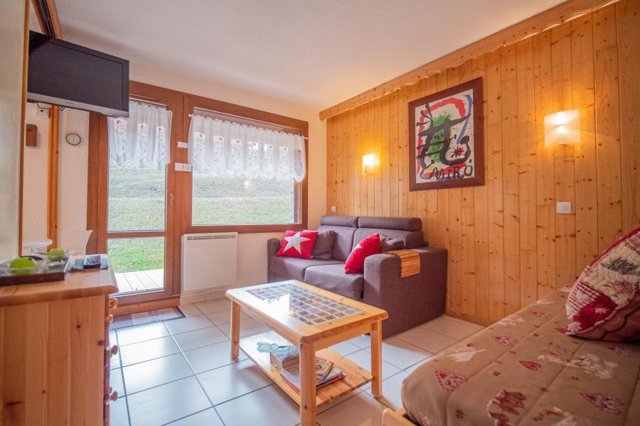 Ski verhuur Appartement 2 kamers 5 personen (008) - Résidence le Prariond - Valmorel