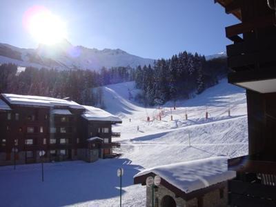 Location au ski Studio 4 personnes (016) - Résidence le Riondet - Valmorel