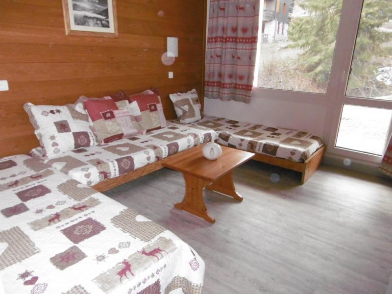 Alquiler al esquí Apartamento 2 piezas para 5 personas (010) - Résidence le Ruisseau G - Valmorel - Apartamento