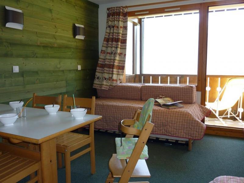 Location au ski Appartement 2 pièces 5 personnes (31) - Residence Le Sappey - Valmorel