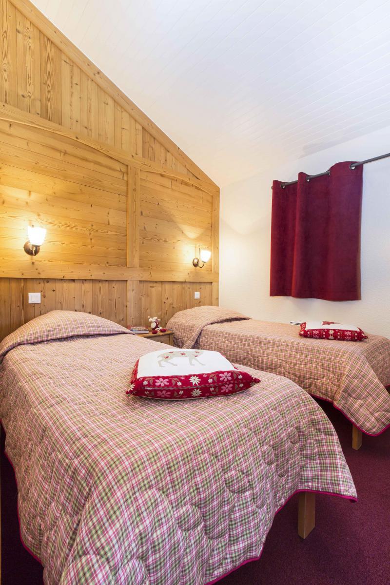 Location au ski Appartement duplex 4 pièces 8 personnes - Résidence le Sappey - Valmorel - Chambre