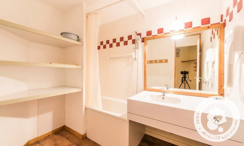Vacances en montagne Appartement 2 pièces 5 personnes (Sélection 35m²-1) - Résidence les Chalets de Valmorel - Maeva Home - Valmorel - Extérieur hiver