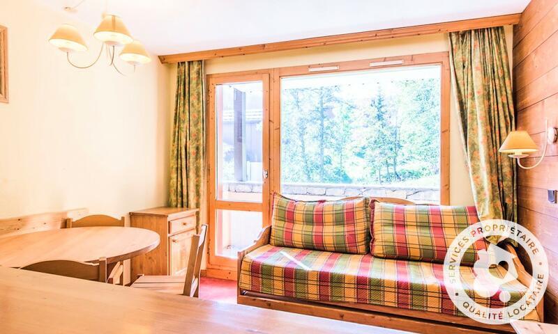 Vacances en montagne Appartement 2 pièces 5 personnes (Confort 30m²) - Résidence les Chalets de Valmorel - Maeva Home - Valmorel - Extérieur hiver