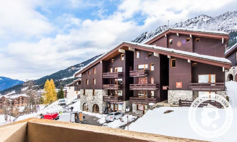 Vacances en montagne Appartement 2 pièces 5 personnes (Confort 35m²-1) - Résidence les Chalets de Valmorel - Maeva Home - Valmorel - Extérieur hiver
