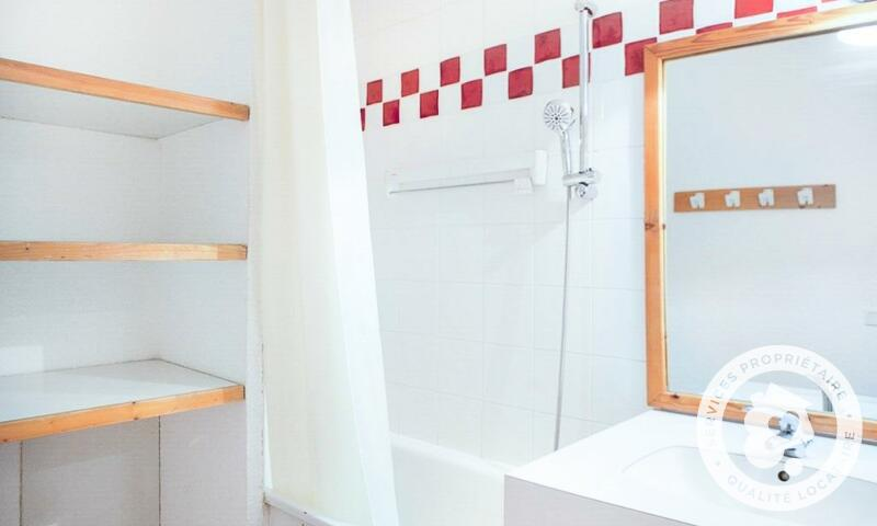 Vacances en montagne Appartement 2 pièces 5 personnes (Sélection 32m²) - Résidence les Chalets de Valmorel - Maeva Home - Valmorel - Extérieur hiver