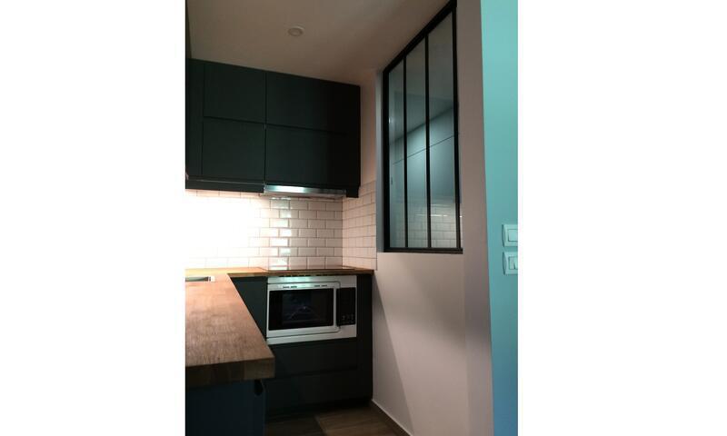 Vacances en montagne Appartement 2 pièces 5 personnes (35m²-2) - Résidence les Chalets de Valmorel - Maeva Home - Valmorel - Extérieur hiver