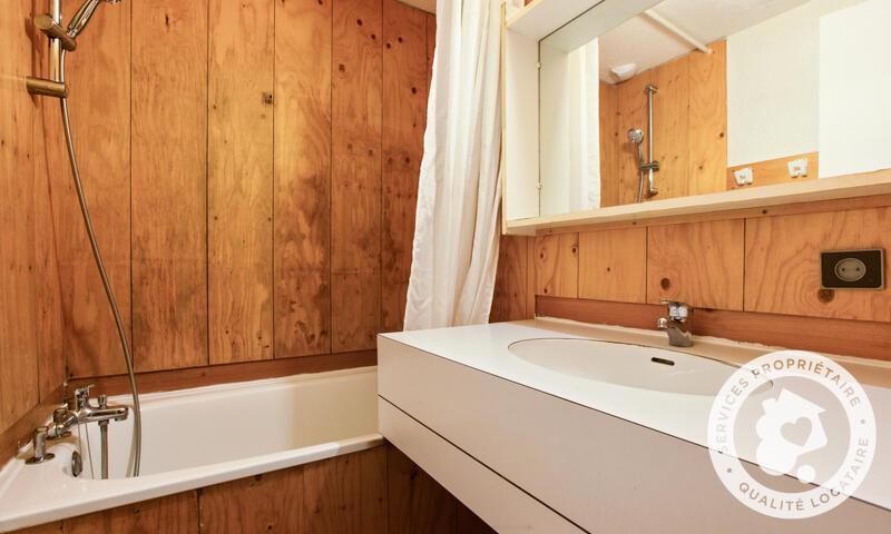 Vacances en montagne Appartement 3 pièces 8 personnes (Confort 55m²-1) - Résidence les Chalets de Valmorel - Maeva Home - Valmorel - Extérieur hiver