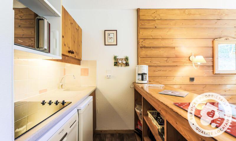 Vacances en montagne Appartement 2 pièces 5 personnes (Sélection 30m²-4) - Résidence les Chalets de Valmorel - Maeva Home - Valmorel - Extérieur hiver