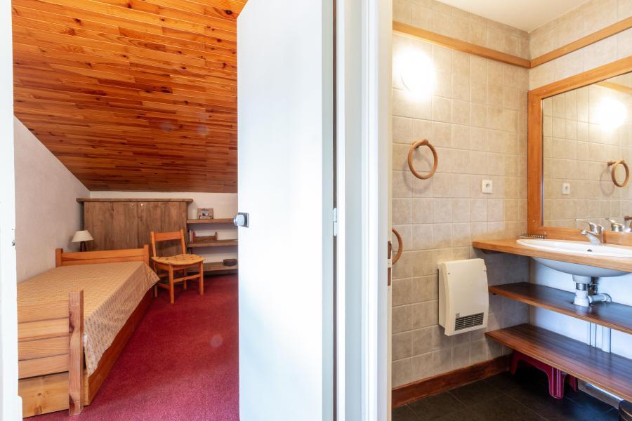 Location au ski Appartement 2 pièces 4 personnes (027) - Residence Les Cotes - Valmorel - Extérieur hiver