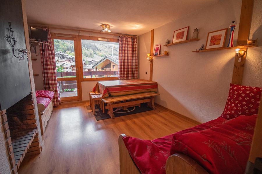 Location au ski Appartement 2 pièces 6 personnes (002) - Résidence les Côtes - Valmorel