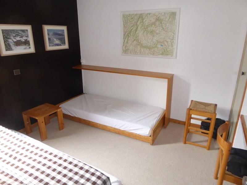 Ski verhuur Appartement 2 kamers 4 personen (027) - Résidence les Côtes - Valmorel - Kamer