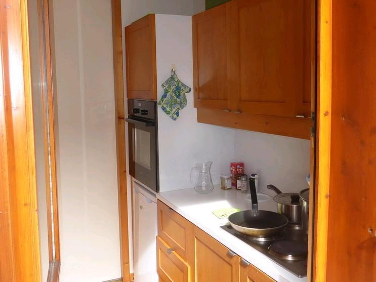 Ski verhuur Appartement 2 kamers 4 personen (027) - Résidence les Côtes - Valmorel - Keukenblok