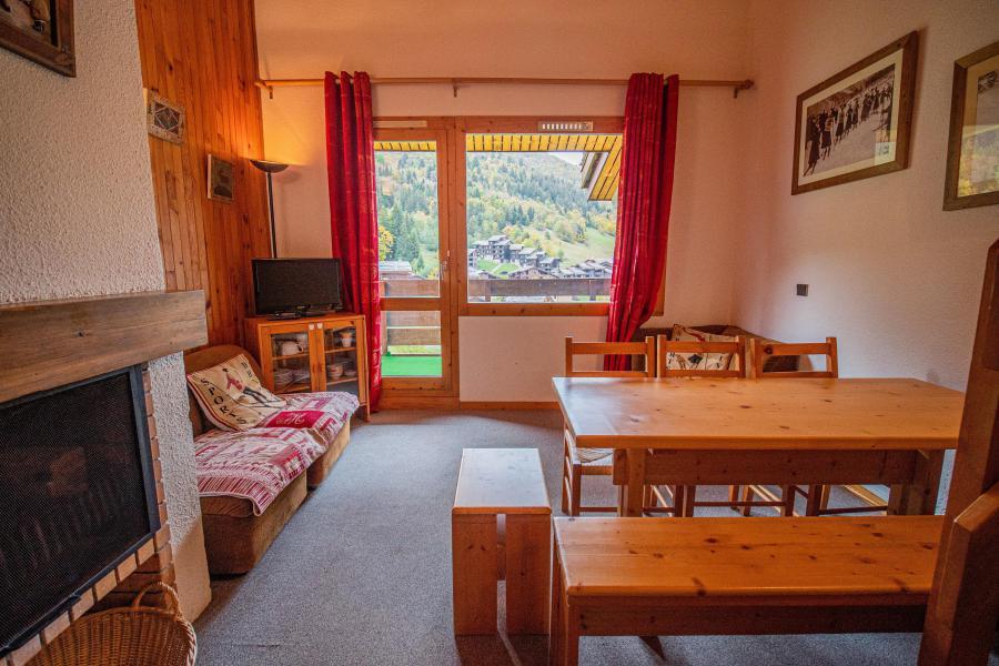 Location au ski Appartement duplex 3 pièces 8 personnes (026) - Résidence les Côtes - Valmorel - Appartement