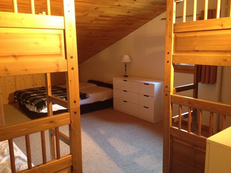 Location au ski Appartement duplex 4 pièces 10 personnes (040T) - Residence Les Cotes - Valmorel - Lits superposés