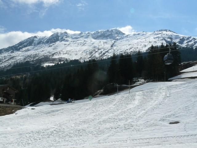 Vacances en montagne Appartement 2 pièces 6 personnes (040) - Résidence les Lauzes - Valmorel - Extérieur hiver