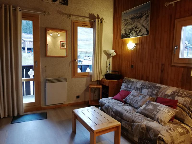 Location au ski Appartement 3 pièces 6 personnes (023) - Résidence les Lauzes - Valmorel