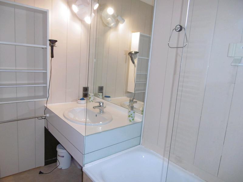 Ski verhuur Appartement 3 kamers 6 personen (023) - Résidence les Lauzes - Valmorel - Badkamer