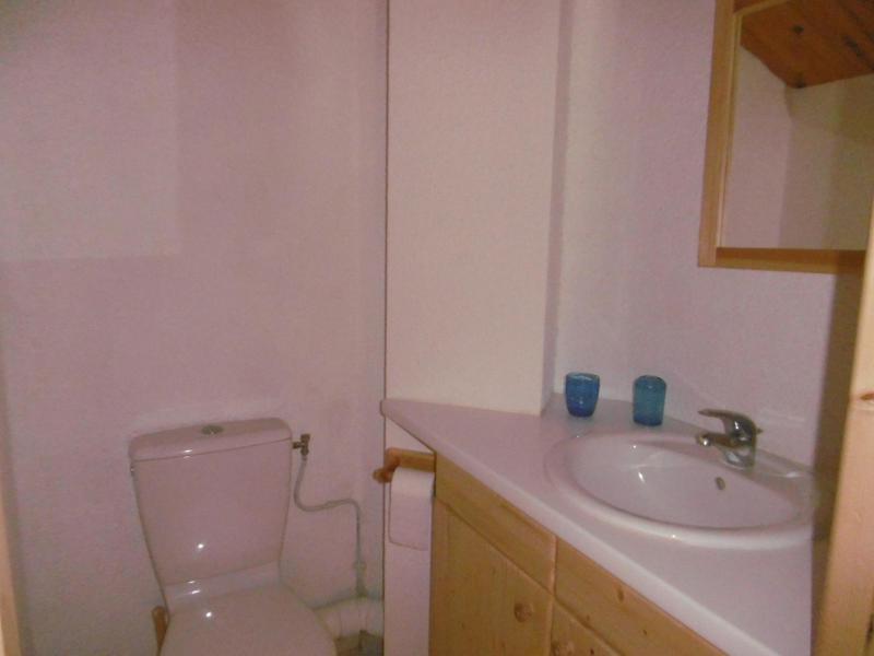 Ski verhuur Appartement 3 kamers 6 personen (023) - Résidence les Lauzes - Valmorel - WC