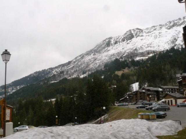 Ski verhuur Studio 4 personen (001) - Résidence les Pierres Plates - Valmorel