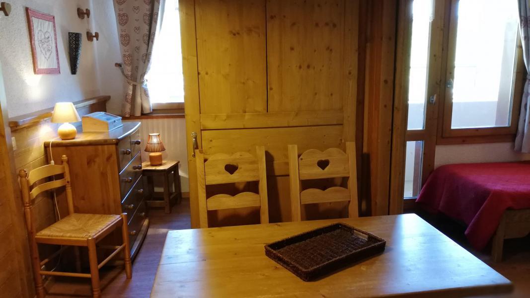Location au ski Studio coin montagne 4 personnes (016) - Résidence les Pierres Plates - Valmorel