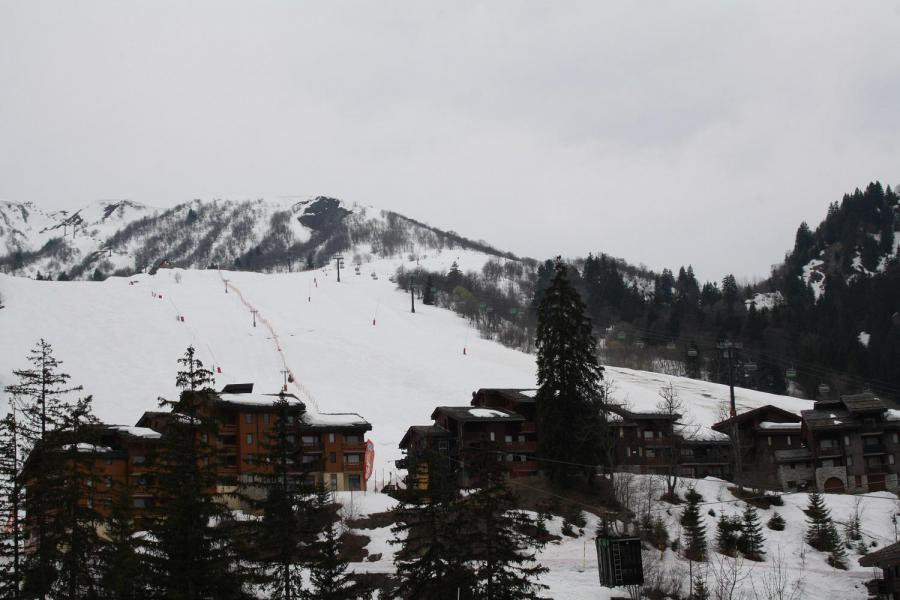 Ski verhuur Studio 4 personen (017) - Résidence les Pierres Plates - Valmorel