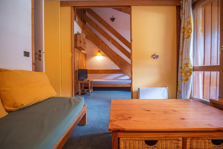 Location au ski Studio 5 personnes (057) - Résidence les Pierres Plates - Valmorel