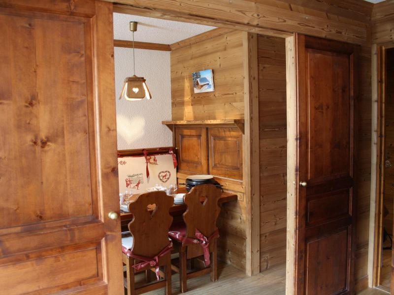 Ski verhuur Studio 4 personen (017) - Résidence les Pierres Plates - Valmorel - Appartementen