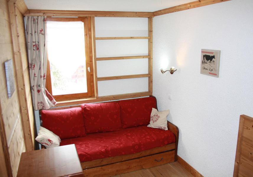 Location au ski Studio 4 personnes (017) - Résidence les Pierres Plates - Valmorel - Séjour