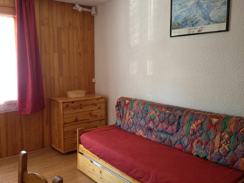Location au ski Studio 2 personnes (020) - Résidence les Roches Blanches - Valmorel - Séjour