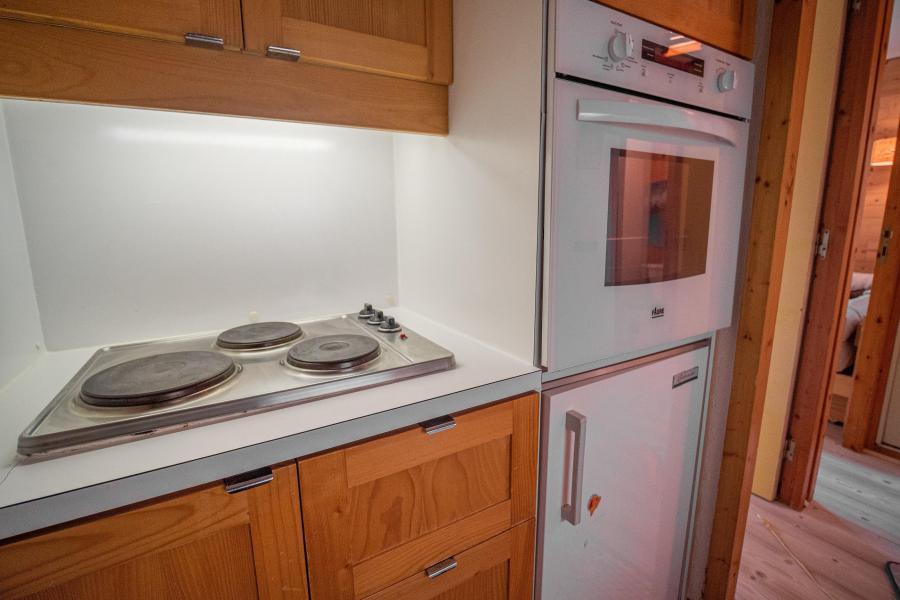 Location au ski Appartement 2 pièces 6 personnes (029) - Résidence les Teppes - Valmorel - Kitchenette