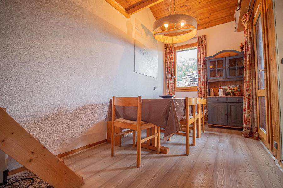 Location au ski Appartement 2 pièces 6 personnes (029) - Résidence les Teppes - Valmorel - Séjour
