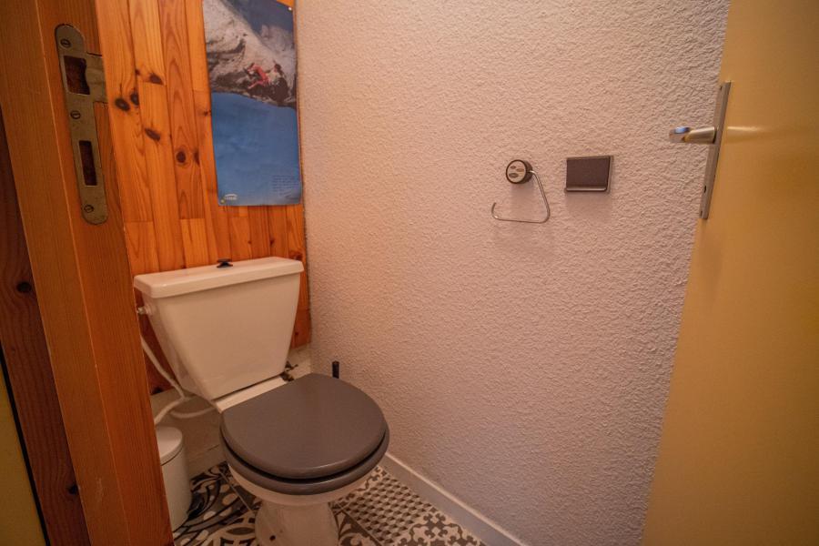 Location au ski Appartement 2 pièces 6 personnes (029) - Résidence les Teppes - Valmorel - Wc séparé