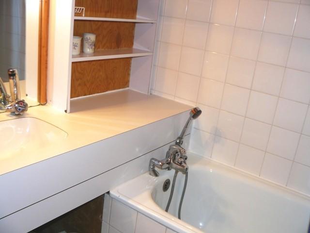Location au ski Studio divisible 4 personnes (037) - Résidence les Teppes - Valmorel - Salle de bains