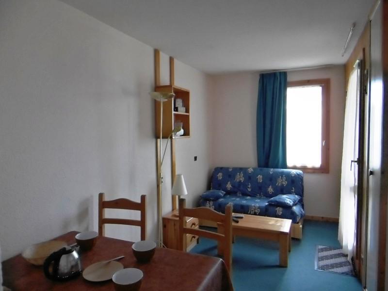 Location au ski Studio divisible 4 personnes (037) - Résidence les Teppes - Valmorel - Séjour