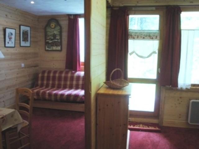 Location au ski Studio 4 personnes (247) - Residence Lisiere G - Valmorel