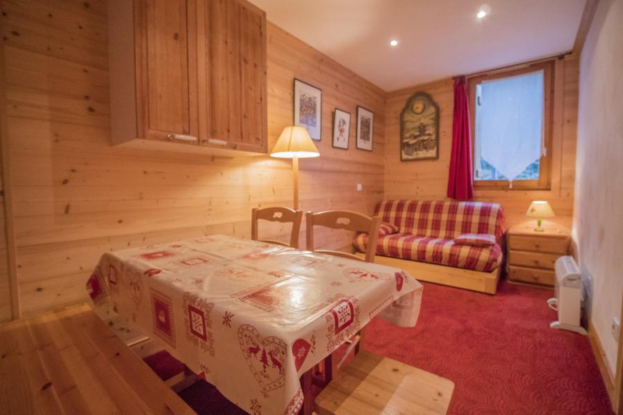 Ski verhuur Studio 4 personen (005) - Résidence Lisière G - Valmorel