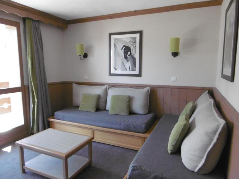 Аренда на лыжном курорте Апартаменты 3 комнат 6 чел. (115) - Résidence Valériane G - Valmorel - Салон