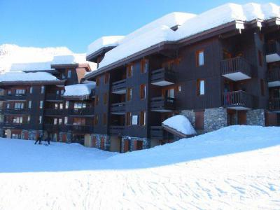 Accommodation at foot of pistes La Résidence le Cristallin