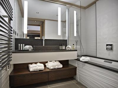 Rent in ski resort Résidence Anitéa - Valmorel - Bathroom