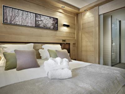 Rent in ski resort Résidence Anitéa - Valmorel - Bedroom