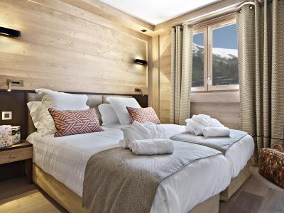 Location au ski Résidence Anitéa - Valmorel - Chambre