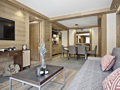Rent in ski resort Résidence Anitéa - Valmorel - Living room