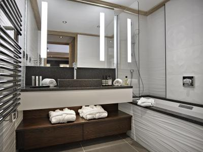 Location au ski Résidence Anitéa - Valmorel - Salle de bains