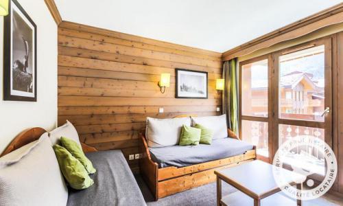 Vacances en montagne Appartement 3 pièces 6 personnes (Sélection -2) - Résidence Athamante et Valériane - Maeva Home - Valmorel - Extérieur hiver