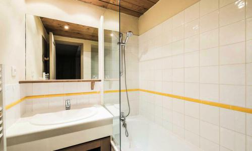 Vacances en montagne Appartement 3 pièces 7 personnes (Sélection 46m²) - Résidence Athamante et Valériane - Maeva Home - Valmorel - Extérieur hiver