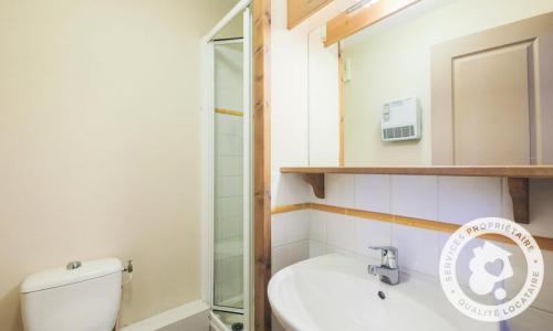 Vacances en montagne Appartement 2 pièces 6 personnes (Sélection 39m²-1) - Résidence Athamante et Valériane - Maeva Home - Valmorel - Extérieur hiver