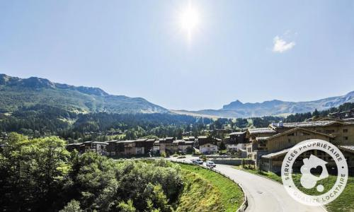 Vacances en montagne Appartement 2 pièces 6 personnes (Sélection 39m²-2) - Résidence Athamante et Valériane - Maeva Home - Valmorel - Extérieur hiver