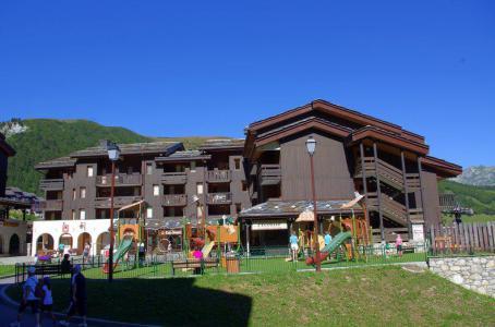 Недорогой отдых на лыжной станции Résidence des Pierres Plates